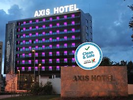 Axis Porto Business & Spa Hotel photos Exterior