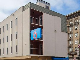 Motel 6 San Francisco Downtown photos Exterior