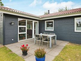 Three-Bedroom Holiday Home In Bording 1 photos Exterior