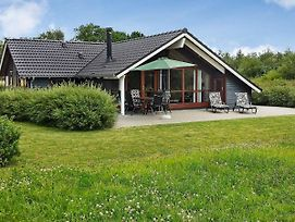 Three-Bedroom Holiday Home In Ansager 7 photos Exterior