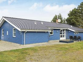 Four-Bedroom Holiday Home In Ulfborg 4 photos Room