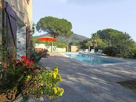 Provencal Holiday Home In Bormes Les Mimosas With Pool photos Exterior