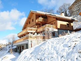 Chalet Hermine Blanche Luxury Chalet Close To City Center Private Driver Sauna & Jacuzzi photos Exterior
