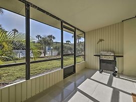 Ormond Beach Townhome W/ Grill & Shared Pool! photos Exterior
