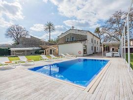 Selva Holiday Home Sleeps 6 With Pool Air Con And Wifi photos Exterior
