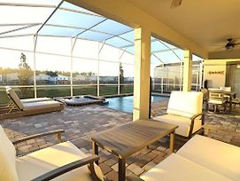 Stylish 6 Bd Home With Pool/Spa 20Min To Disney - Villas For Rent In Four Corners photos Exterior