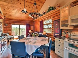 5-Star Log Cabin, Quaint & Cozy, Near Grand Canyon photos Exterior