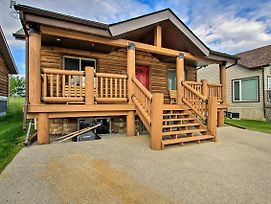 Whispering Pines Cabin W/Pool, Lake & Golf Access! photos Exterior