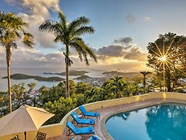 'Southwind Villa' - Best View On St. Thomas! photos Exterior