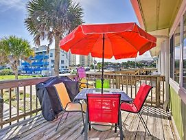 Navarre Retreat W/ 2 Decks: Walk To The Gulf! photos Exterior
