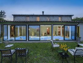 Luxurious Villa In Cagli With Indoor Swimming Pool photos Exterior