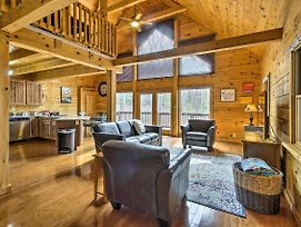 Upscale Log Home ~4Mi To Shenandoah River! photos Exterior