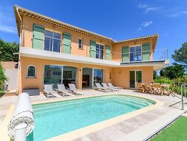 Superb Villa With Sea View And Private Pool In Saint-Aygulf photos Exterior