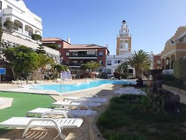 Three Bedroom Apartment With Beautiful Pool In South Of Tenerife In Biltmore Residence photos Exterior