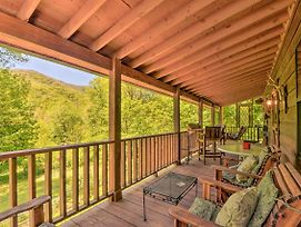 Unique Cabin With Mtn Views & Creekside Trail photos Exterior
