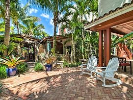 Luxe Home W/ Backyard Paradise, 1Mi To Beach! photos Exterior
