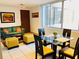 Lima Stays La Paz Apt - Furnished Apartments In The Miraflores photos Exterior