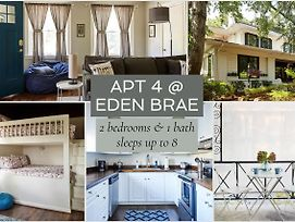 Apt4@EdenBrae - Pet-Friendly 2BR Retreat in Walkable Southern Gothic Mansion - Bham's Coolest Rental photos Exterior