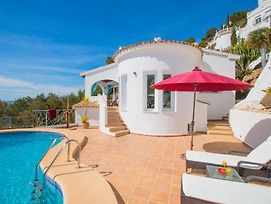 House With 3 Bedrooms In Teulada With Wonderful Sea View Private Pool Enclosed Garden 1 Km From The Beach photos Exterior