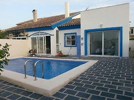 Villa With 3 Bedrooms In El Verger, With Wonderful Sea View, Private Pool, Enclosed Garden - 400 M F photos Exterior