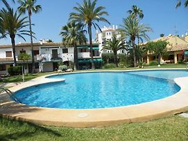 House With 3 Bedrooms In Denia, With Pool Access, Furnished Garden And Wifi - 100 M From The Beach photos Exterior