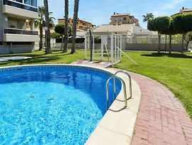 House With 2 Bedrooms In Torrevieja, Alicante, With Wonderful City View, Pool Access, Enclosed Garde photos Exterior