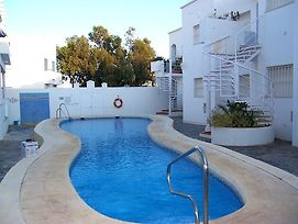 Apartment With 2 Bedrooms In San Jose De Nijar, With Private Pool, Terrace And Wifi - 50 M From The photos Exterior