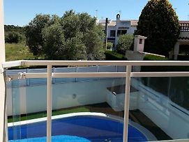 Apartment With 3 Bedrooms In Sant Salvador, With Pool Access And Balcony - 200 M From The Beach photos Exterior