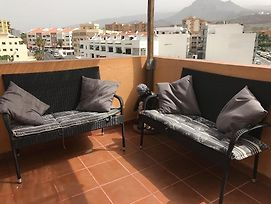 Apartment With 2 Bedrooms In Los Cristianos, With Wonderful Mountain View, Enclosed Garden And Wifi photos Exterior