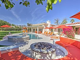 Luxury Retreat W/ Backyard Oasis, Walk To El Paseo photos Exterior
