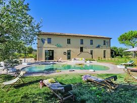 Beautiful Villa In Barchi With Private Pool photos Exterior