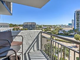 Blue Water Beachfront Condo 2 Mi To Skywheel! photos Exterior