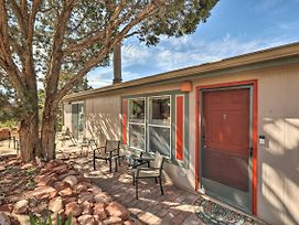 Arizona Abode W/Patio Less Than 4 Mi To Uptown Sedona photos Exterior