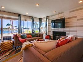 Waterfront, Modern, Ac! Premier Family Beach Rental, Private Ground Floor Patio! photos Exterior