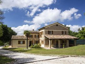 Scenic Holiday Home In Fano With Private Garden And Terrace photos Exterior