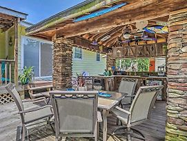 Nautical Ocean Isle Beach Cottage W/Outdoor Space! photos Exterior