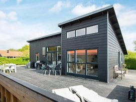 Two-Bedroom Holiday Home In Bjert 3 photos Exterior