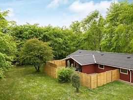 Four-Bedroom Holiday Home In Toftlund 10 photos Exterior