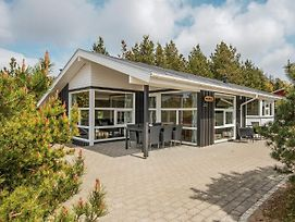 Three-Bedroom Holiday Home In Henne 1 photos Exterior