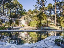 Pinehurst Private Luxury Estate With Pool And Hot Tub - Sleeps 8+ photos Exterior