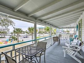 New! Downtown Myrtle Beach Cottage By 2Nd Ave Pier photos Exterior