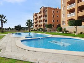 Apartment With 2 Bedrooms In Orihuela, With Wonderful Sea View, Pool Access, Furnished Balcony - 5 K photos Exterior