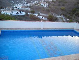 House With 4 Bedrooms In El Borge, With Wonderful Mountain View, Private Pool, Furnished Terrace - 2 photos Exterior