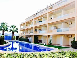 Apartment With One Bedroom In Denia, With Wonderful Mountain View, Pool Access, Enclosed Garden - 30 photos Exterior