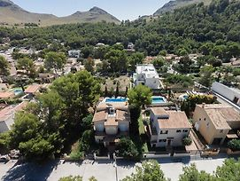 House With 4 Bedrooms In Pollensa With Wonderful Mountain View Private Pool Furnished Terrace 100 M From The Beach photos Exterior