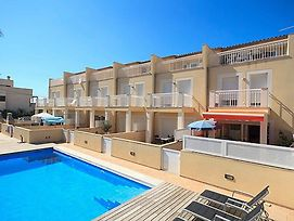 House With 3 Bedrooms In Port De Pollenca, Mallorca, Islas Baleares, With Wonderful Mountain View, P photos Exterior