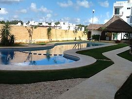 Apartment With 2 Bedrooms In Playa Del Carmen, With Pool Access, Furni photos Exterior