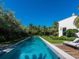 Beautiful Villa 12 Guests With Pool In Saint Tropez photos Exterior