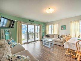 New! Coastal Home With Grill, Walk To The Beach! photos Exterior