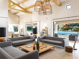 Private Luxurious Villa With Five Bedrooms In Saint-Tropez, French Riviera photos Exterior